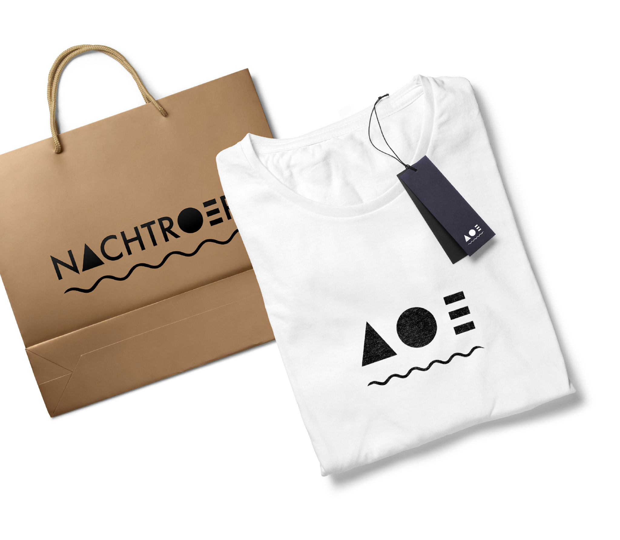 NACHTROER T-shirt
